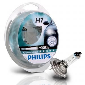 PHILIPS motorvision lamp H7 12V 55W