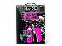 Muc-off Motorcycle Care Essentials Kit
