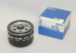 BMW oliefilter OC306 Mahle