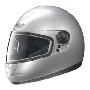 Nolan N62 Genesis chrome zilver