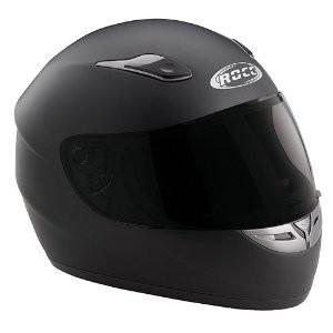 Rocc classic integraal helm mat zwart