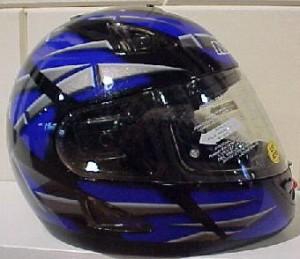 Nolan N82 rapid blauw