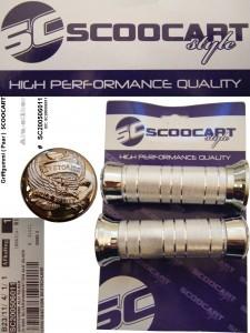 Handvatset Scoocart aluminium