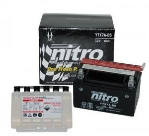 Nitro YTX7A-BS