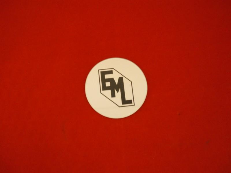 EML logo zijspanwiel