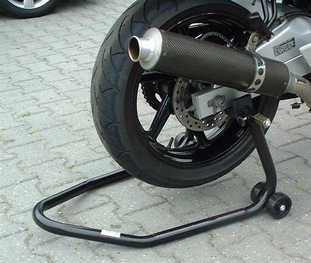 Motorbok / standaard