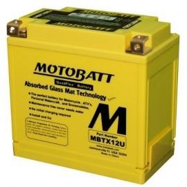 Motobatt accu MB12U
