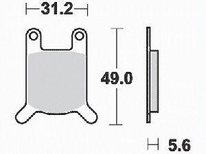 EML Remblokken oud type