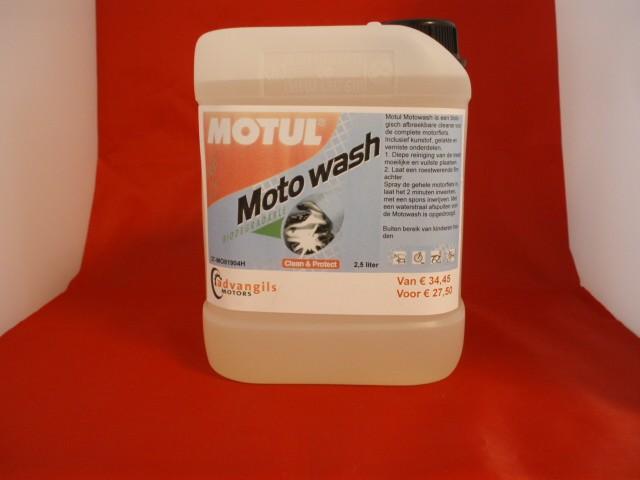 Motul Motowash 2.5 L