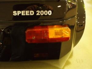 EML achterlicht Speed