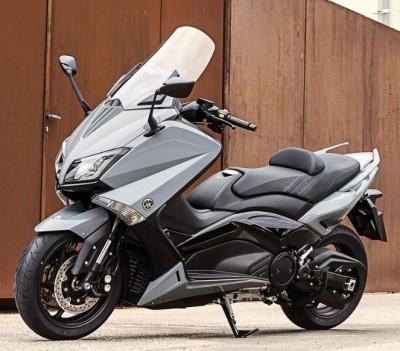 Motor-, brom- en snor scooters